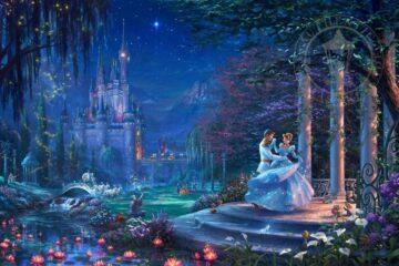 Lukisan Disney dari Seniman Ini Terlihat Lebih Baik Daripada Film Disney Aslinya