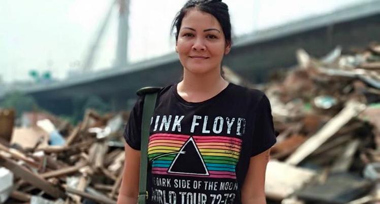 Penusuk Wiranto Dituntut 16 Tahun, Melanie Subono: Semestinya Bilang Enggak Sengaja